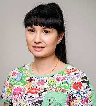 Гадеева Элина Раилевна