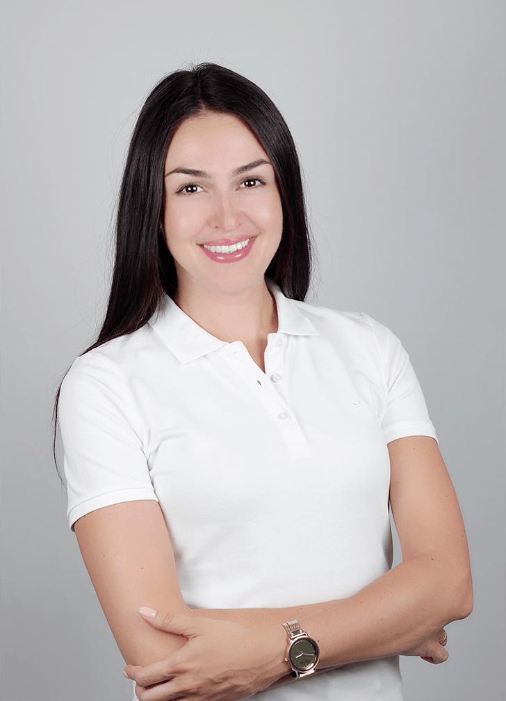 Анастасия Вадимовна Варечкина